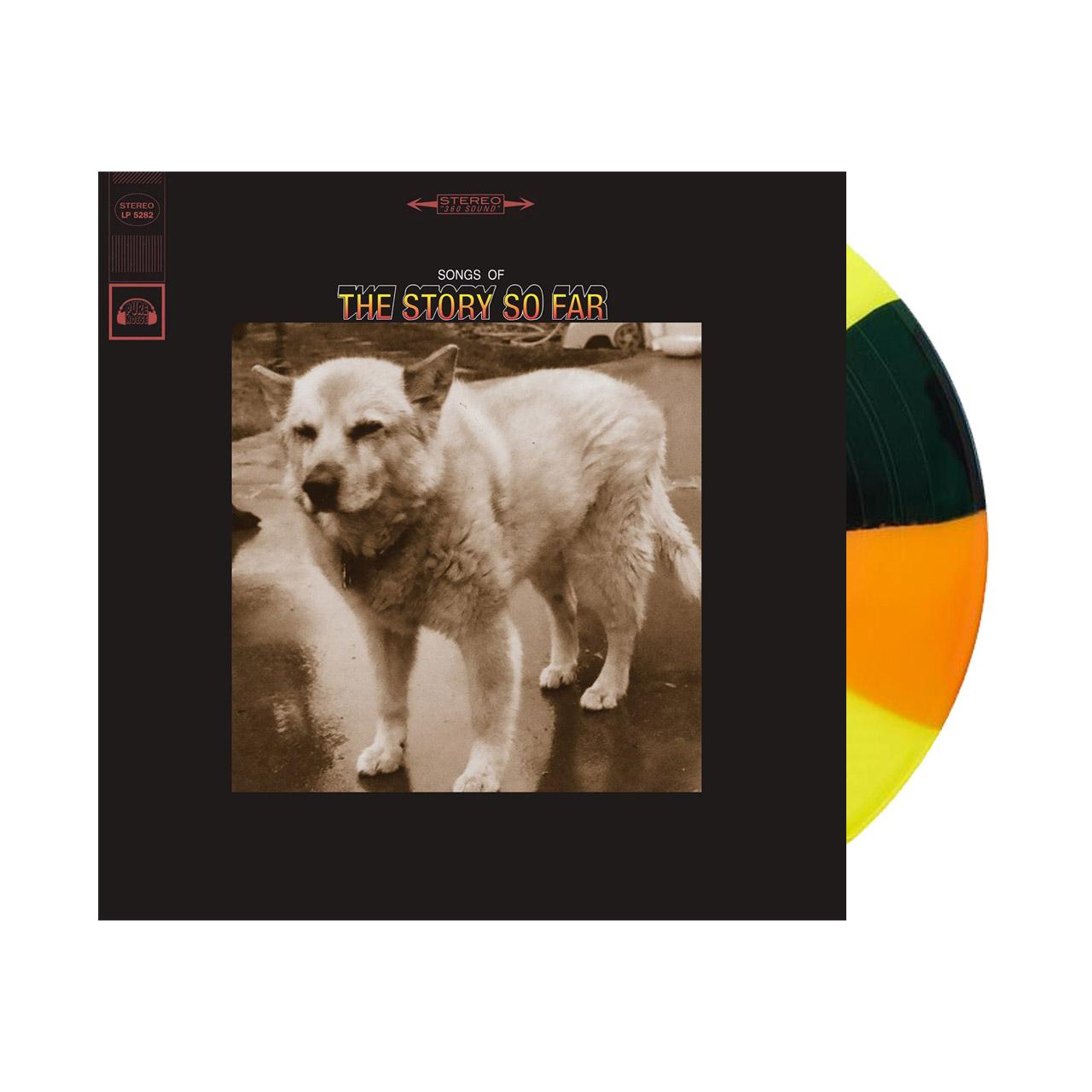 THE STORY SO FAR Songs Of 10″ Vinyl