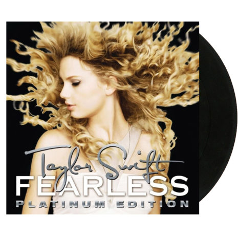 Taylor Swift Platinum Edition Vinyl LP