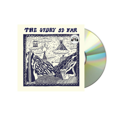 The Story So Far - Self Titled CD