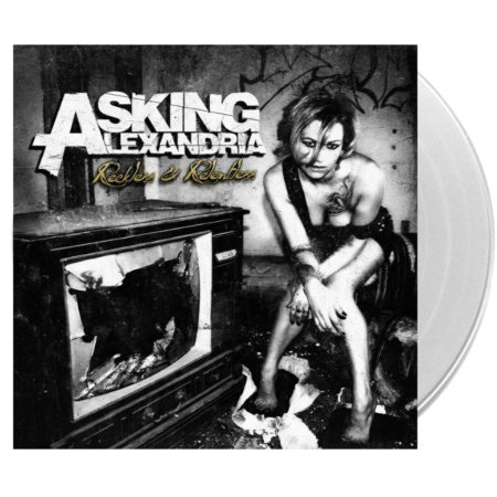 ASKING ALEXANDRIA Reckless And Relentless Vinyl