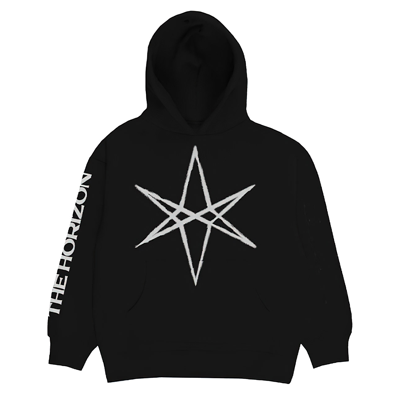BRING ME THE HORIZON Hex PHSH Cover Hoodie