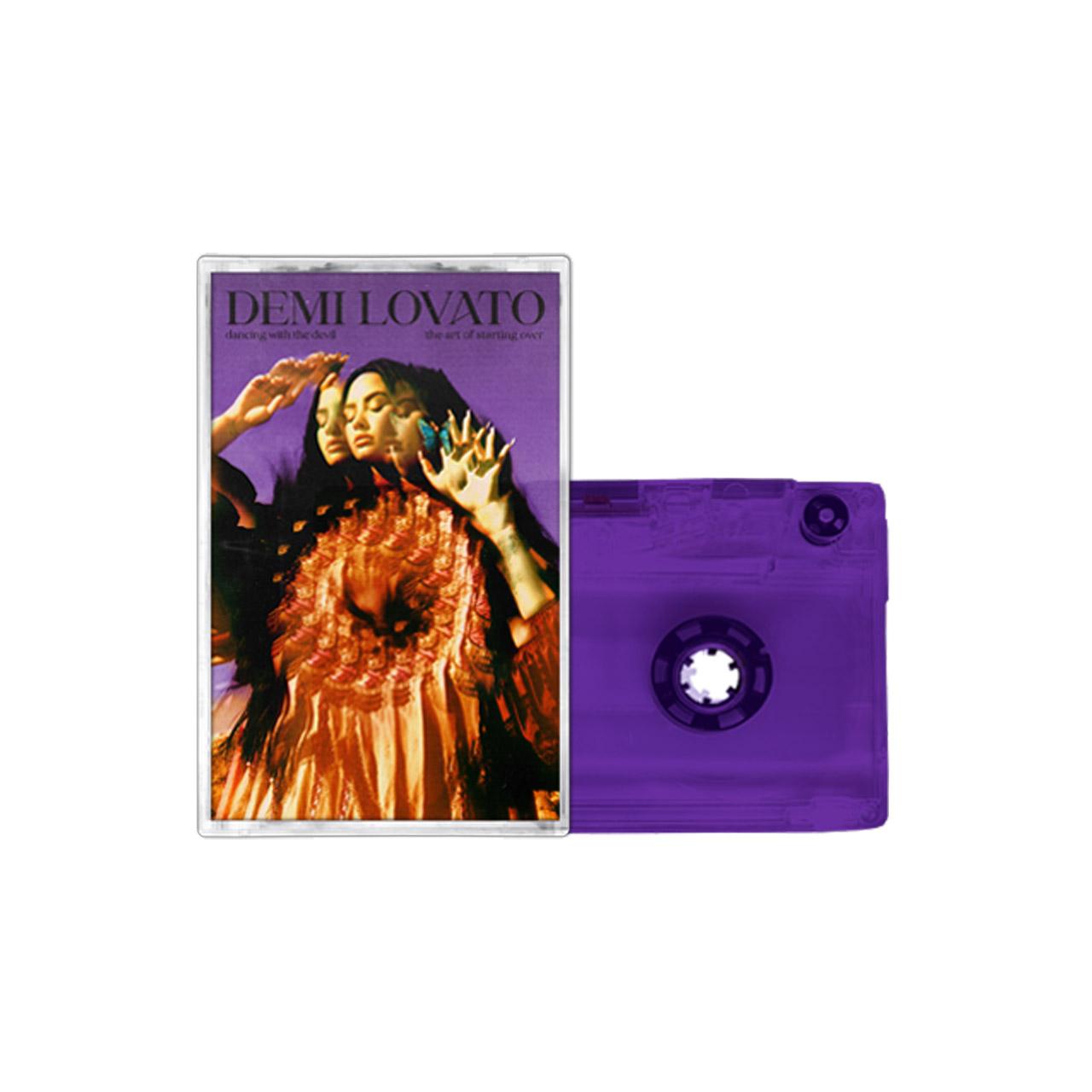 DEMI LOVATO The Art of Starting Over Cassette