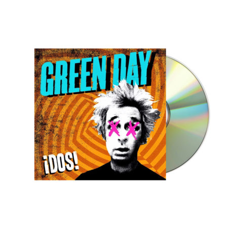 GREEN DAY Dos CD