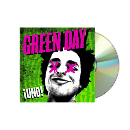 GREEN DAY Uno CD