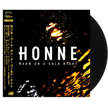 HONNE Warm On A Cold Night Vinyl