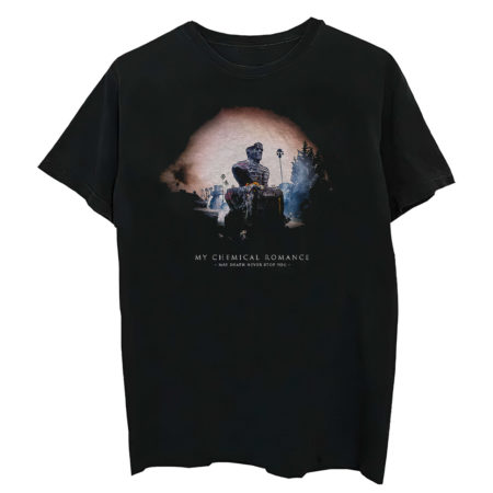 MY CHEMICAL ROMANCE May Death Cover Tshirt