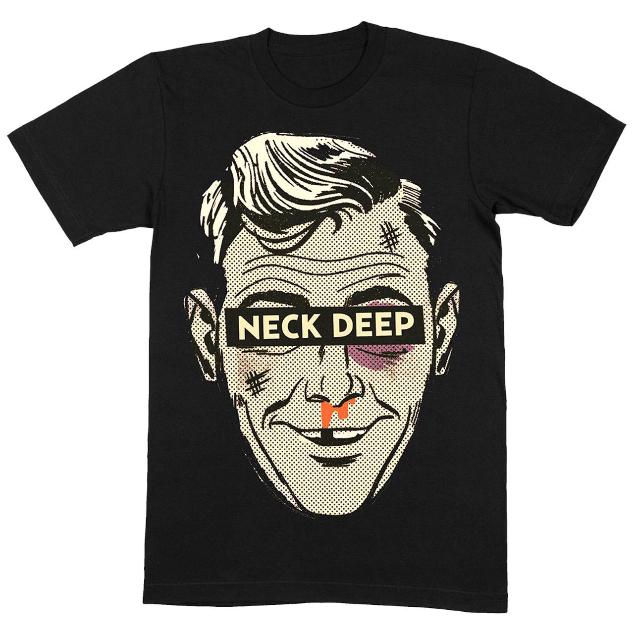 NECK DEEP Ned Tshirt