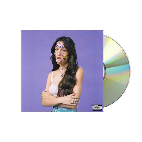 OLIVIA RODRIGO Sour CD