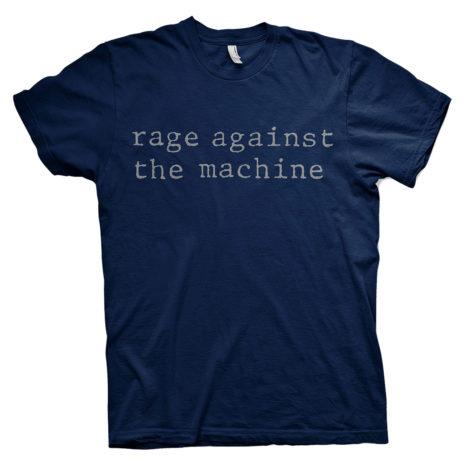 RAGE AGAINST THE MACHINE Original Logo Tshirt