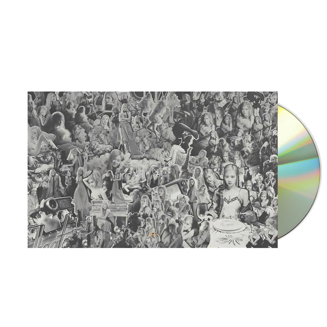 BLACKPINK Rosé  -R- Album Version 1 CD