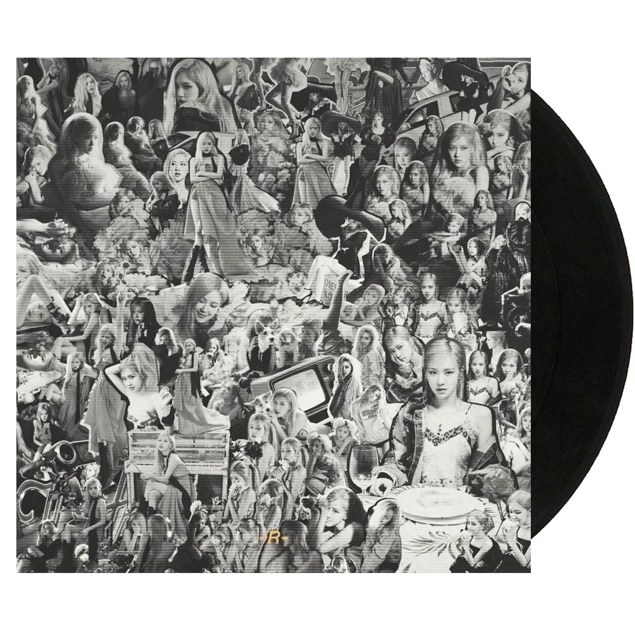 BLACKPINK Rosé -R- Vinyl