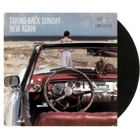 TAKING BACK SUNDAY New Again Vinyl