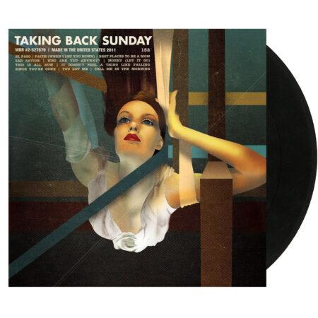 TAKING BACK SUNDAY Self Titled Vinyl