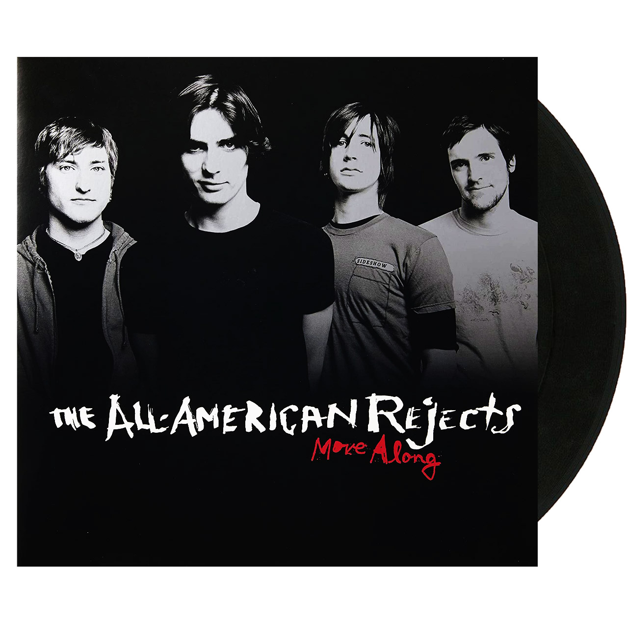THE ALL AMERICAN REJECTS Move Along Vinyl