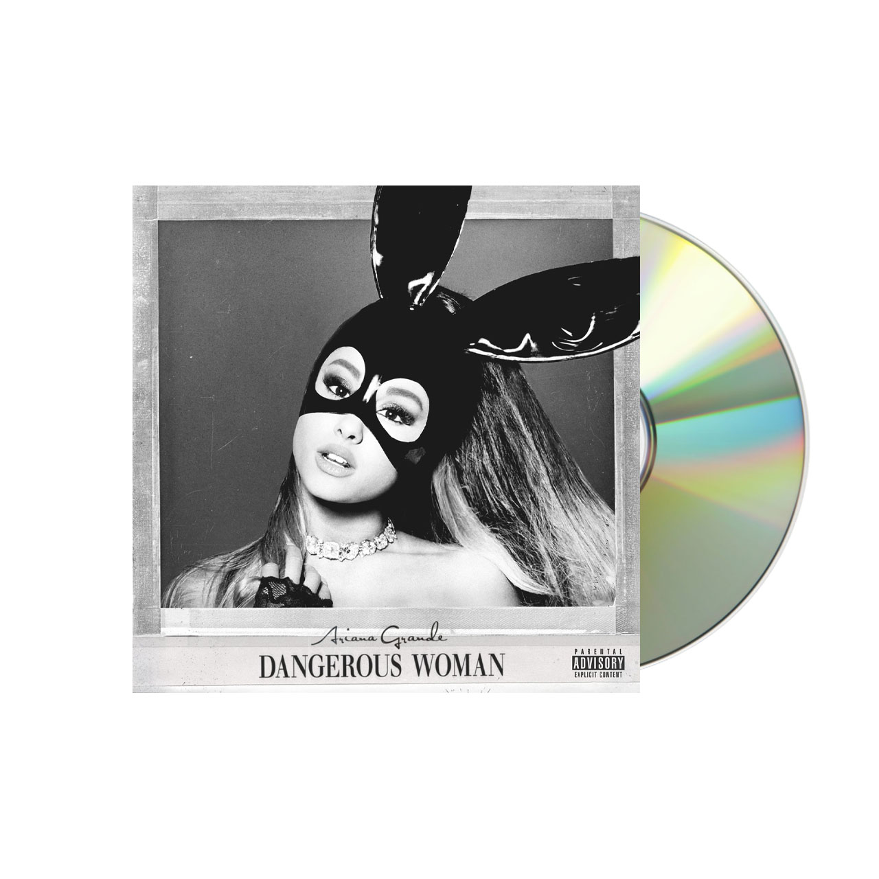 ARIANA GRANDE Dangerous Woman CD