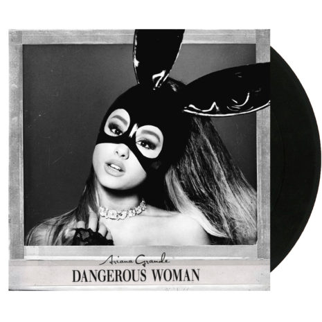 ARIANA GRANDE Dangerous Woman Vinyl