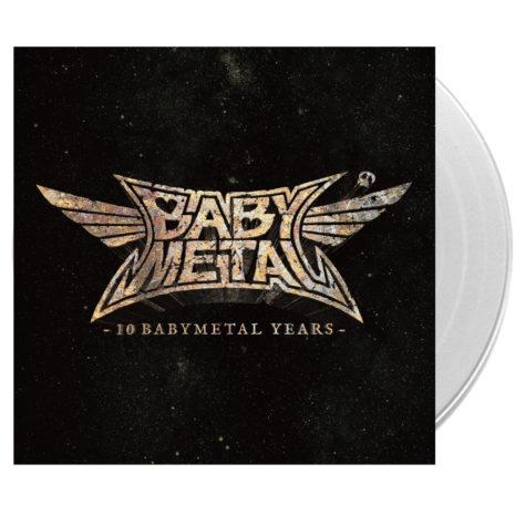 BABYMETAL 10 Babymetal Years Clear Vinyl