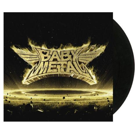 BABYMETAL Metal Resistance Vinyl