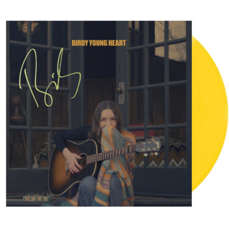 BIRDY Young At Heart Signed Vinyl