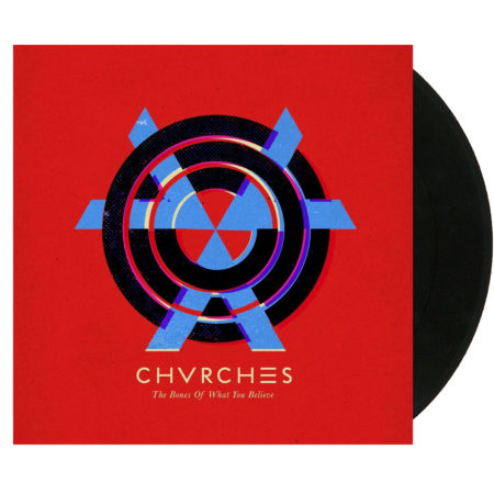 CHVRCHES Bones Of What You Believe Vinyl