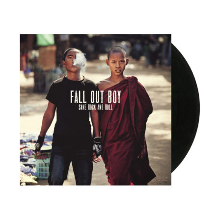 FALL OUT BOY Save Rock and Roll Vinyl