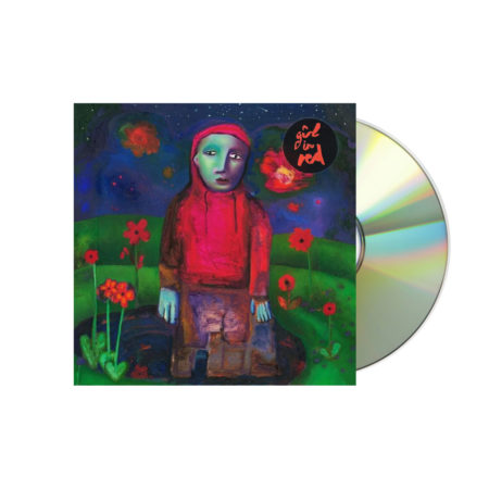 GIRL IN RED if i could make it go quiet cd