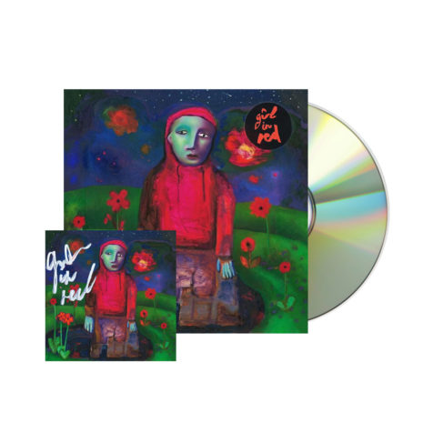 GIRL IN RED if i could make it go quiet signed cd 2