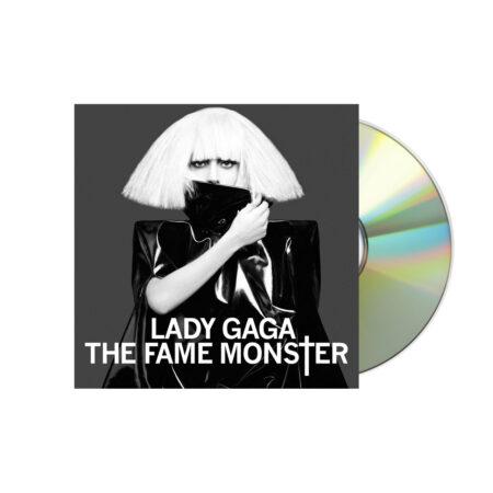 LADY GAGA Fame Monster CD