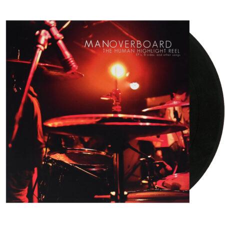 MAN OVERBOARD Human Highlight Vinyl