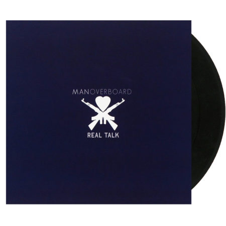 MAN OVERBOARD Real Talk Vinyl