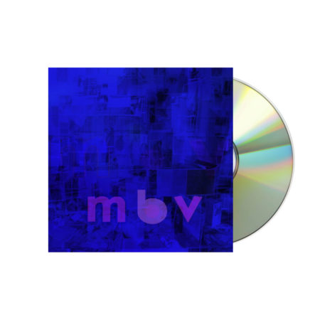 MY BLOODY VALENTINE M B V CD