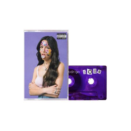 OLIVIA RODRIGO Sour Purple Cassette