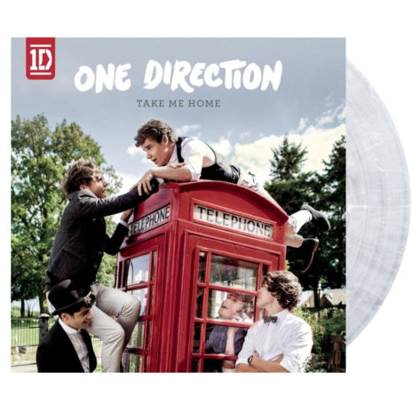 ONE DIRECTION Take Me Home UO Vinyl