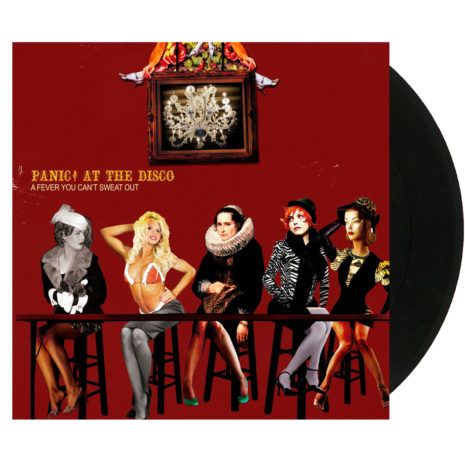 PANIC AT THE DISCO A Fever You Can't Sweat Out Vinyl