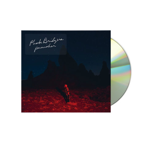 PHOEBE BRIDGERS Punisher CD