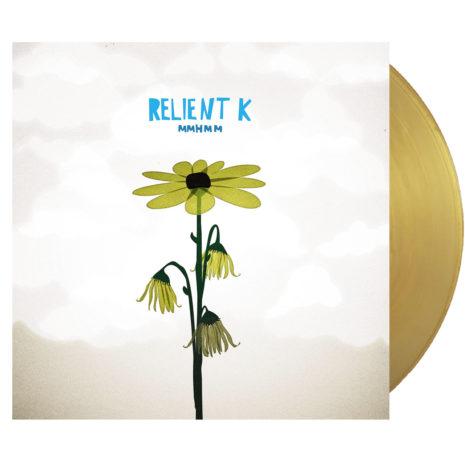 RELIENT K MMHMM Gold Vinyl