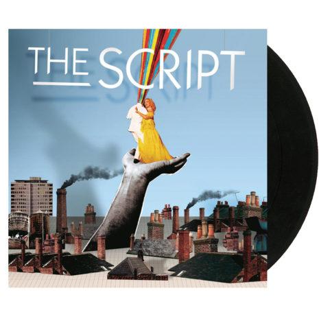 The Script Self Titled Vinyl