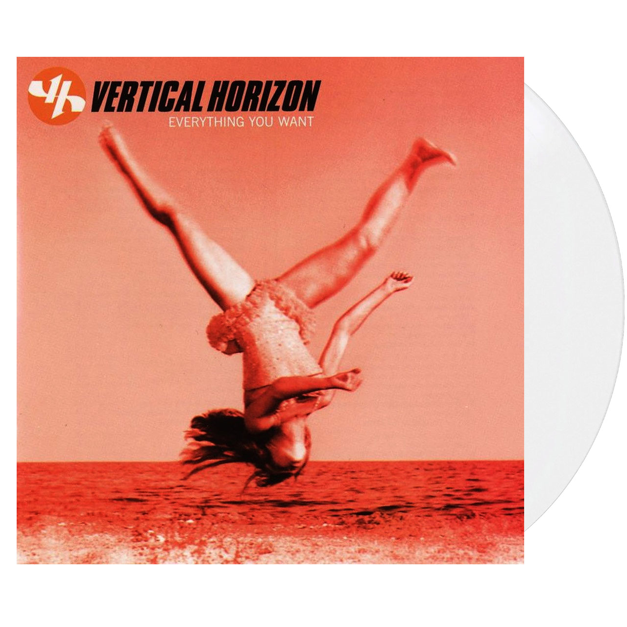 VERTICAL HORIZON Everything You Want Clear Vinyl