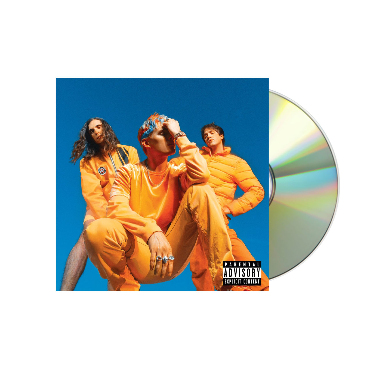 WATERPARKS Greatest Hits CD