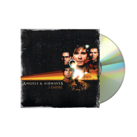 Angels And Airwaves I-empire CD