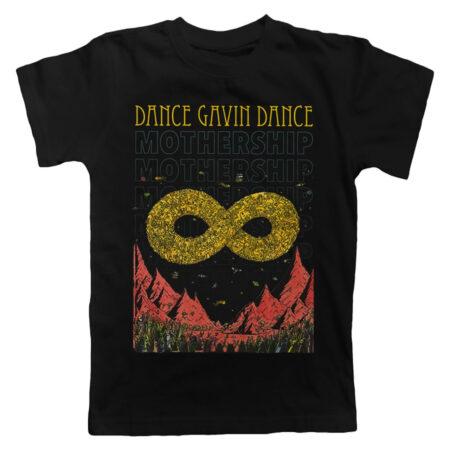 Dance Gavin Dance Mothership Tshirt