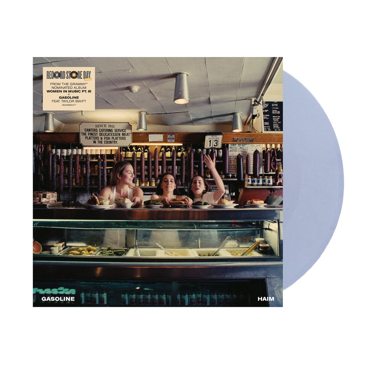 HAIM Gasoline 7″ Vinyl (RSD21)