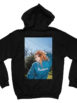 HAYLEY WILLIAMS Tiny Hot Topic Hoodie Back