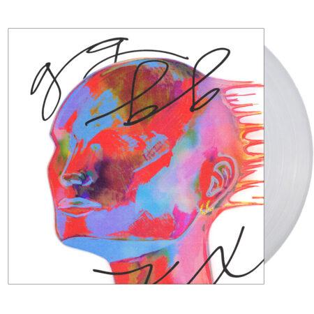 LANY GG BB XX Clear Vinyl