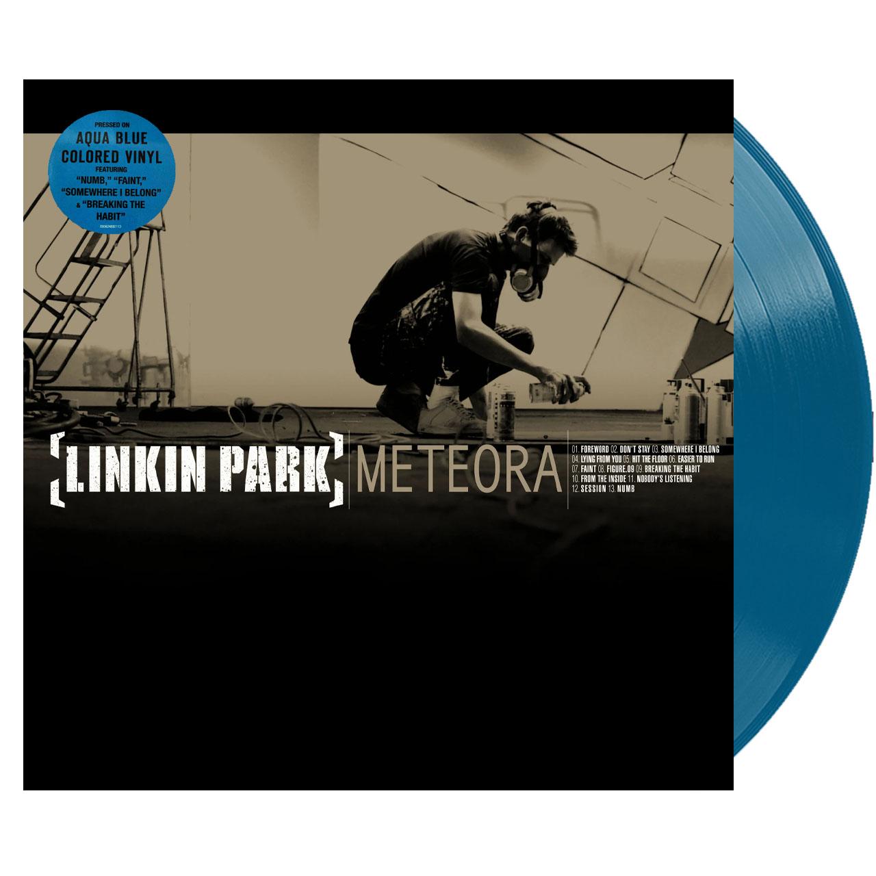 LINKIN PARK Meteora Blue Vinyl (RSD21)