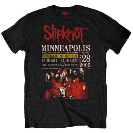 SLIPKNOT Minneapolis Poster Eco Tshirt