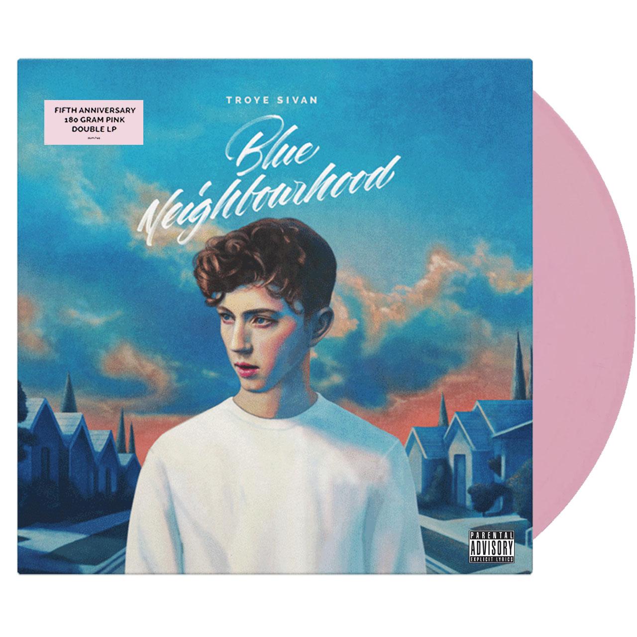 TROYE SIVAN Neighborhoods UO Pink Vinyl