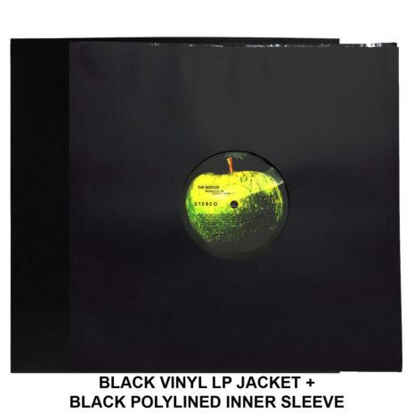 Vinyl LP Jacket Bundle