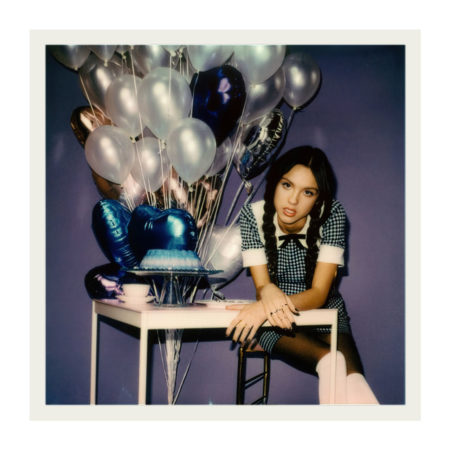 Olivia Rodrigo Balloons Poster